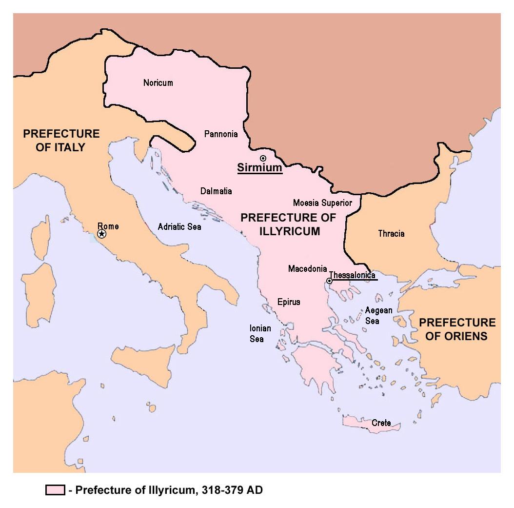 ROMAN ILLYRICUM
